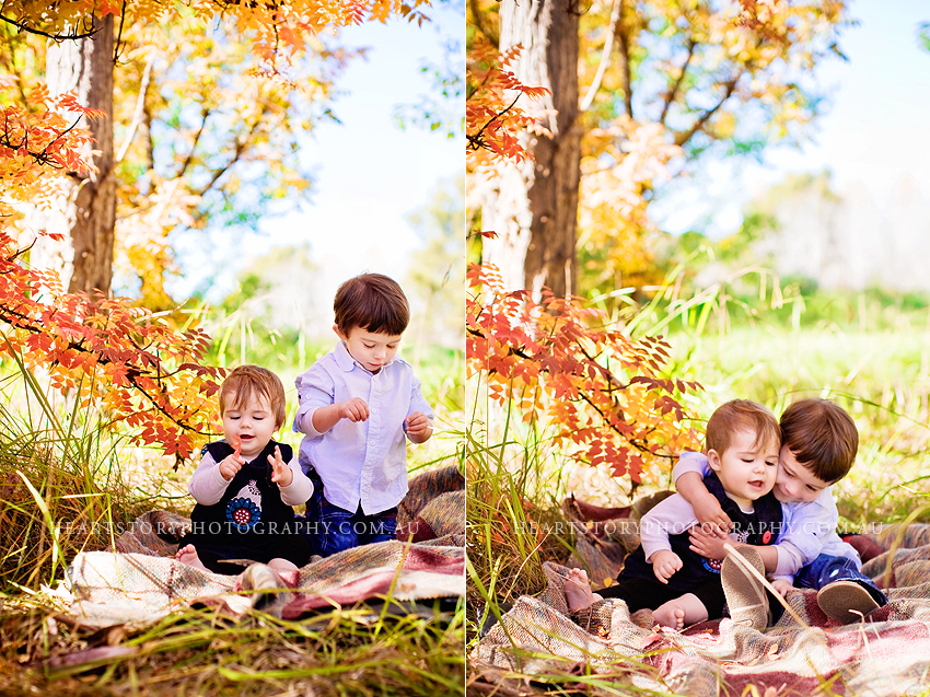 Heartstory {child photography}