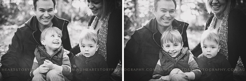 Heartstory family photography // Canberra, ACT