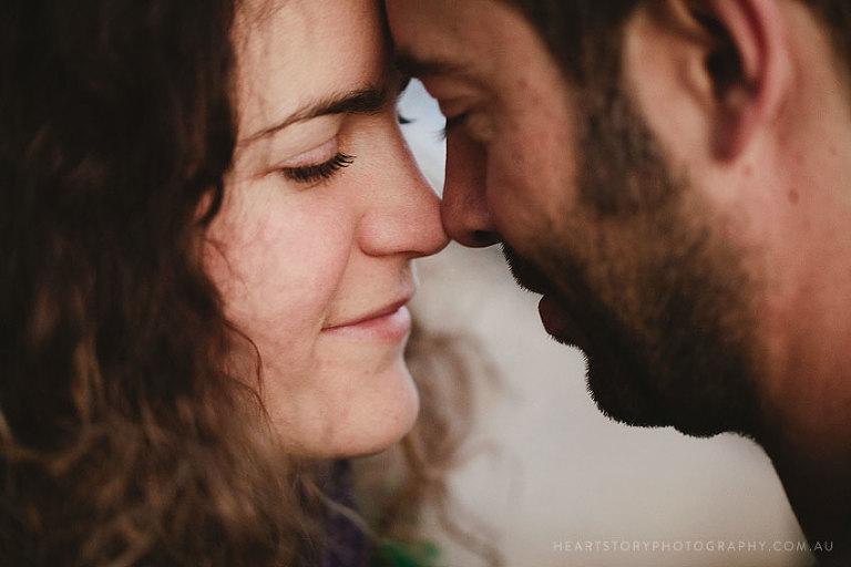 Heartstory portrait photography by Katie Kolenberg