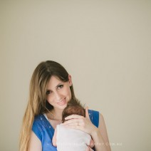 Studio newborn photography by Heartstory, Canberra