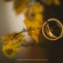 Heartstory wedding photography by Katie Kolenberg & Jeremy Byrnes, Canberra