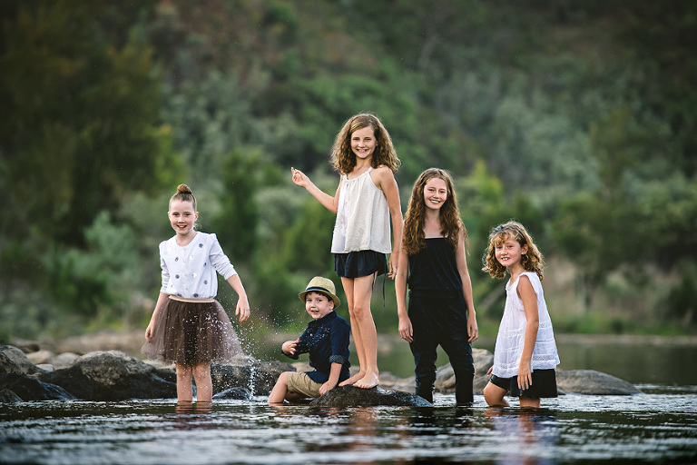 Award winning family portrait photography by Heartstory Photography, Canberra