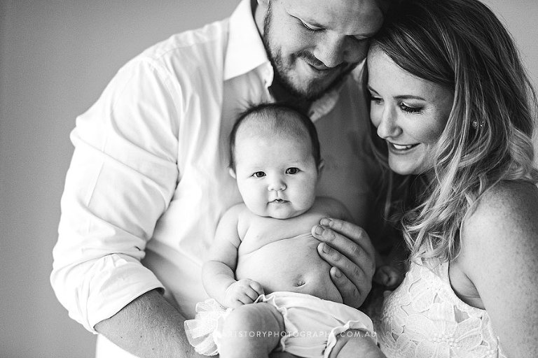 Canberra baby portrait photography