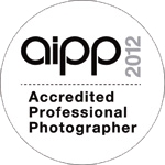 Accredited member of the Australian Institute of Professional Photography 2012